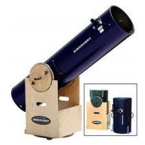 "DISCOVERY 12.5"" F/5 PREMIUM DHQ SPLIT-TUBE DOBSONIAN TELESCOPE"