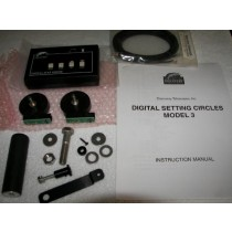 DISCOVERY DIGITAL SETTING CIRCLE KIT - NO TANGENT BOX