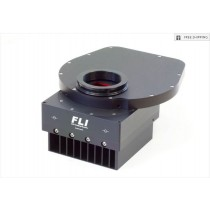 FLI CFW-10-7 SEVEN POSITION COLOR FILTER WHEEL FOR 65 MM SQUARE FILTERS