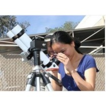 HOWIE GLATTER SOLAR BINOCULAR TELESCOPE PLATFORM