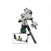 IOPTRON IEQ30 MOUNT WITH WILLIAM OPTICS FLT98 TRIPLET APO TELESCOPE