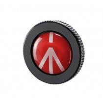 MANFROTTO ROUND QUICK RELEASE PLATE FOR COMPACT ACTION TRIPOD