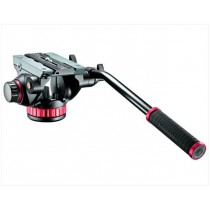 MANFROTTO MVH502AH PRO FLUID VIDEO HEAD FLAT BASE