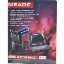 MEADE #506 ASTROFINDER SOFTWARE & CABLE SET FOR ETX 60/70/80AT