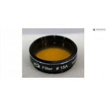 TPO #15A DARK YELLOW COLOR FILTER & CASE - 1.25""