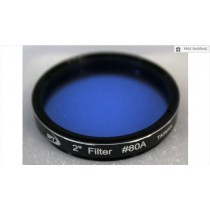TPO #80A MEDIUM BLUE FILTER & CASE - 2""