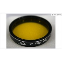 """TPO #12 YELLOW COLOR FILTER & CASE - 2"""""""