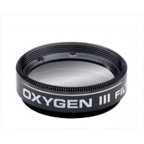 "ORION OXYGEN-III NEBULA FILTER - 1.25"" ROUND MOUNTED"