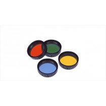 "ORION BASIC COLOR TELESCOPE FILTER SET - 1.25"" ROUND MOUNTED"