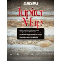 ORION JUPITER MAP & OBSERVING GUIDE