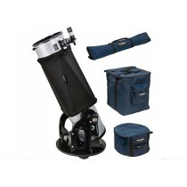 ORION SKYQUEST XX14I DOBSONIAN TELESCOPE, SHROUD AND CASE SET