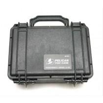 PELICAN 1120B CASE WITH FOAM - BLACK