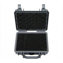 PELICAN 1120S HARD CASE WITH FOAM - SILVER