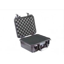 PELICAN 1400B HARD CASE WITH FOAM - BLACK