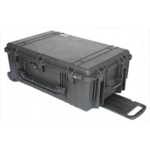 PELICAN 1650B HARD CASE WITH FOAM - BLACK