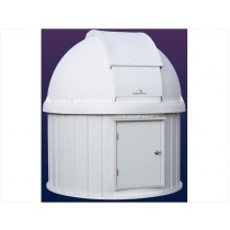 EXPLORA DOME 8' OBSERVATORY DOME & BUILDING WITH DOOR - NO FLOOR