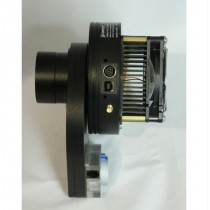 QHY 9 MONOCHROME CAMERA WITH KAF-8300 SENSOR & 5 X 36MM FILTER WHEEL