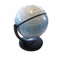 "REPLOGLE 4.3"" MOON WONDER GLOBE"