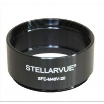STELLARVUE 48MM EXTENSION TUBE- 20MM LONG