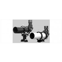 STELLARVUE 9 X 50 DELUXE FINDER WITH RETICLE EYEPIECE - WHITE