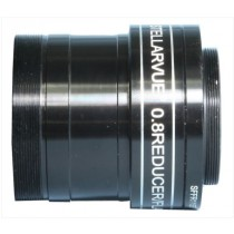 "STELLARVUE 0.8X REDUCER FLATTENER FOR F/7 REFRACTORS WITH 2"" FOCUSERS"
