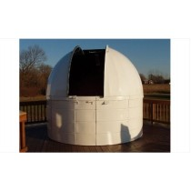 TECHNICAL INNOVATIONS PRO DOME - 10' OBSERVATORY - DOOR IN BASE RING