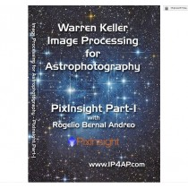 KELLER/ ANDREO - PIXINSIGHT PART 1 - DVD TUTORIAL VIDEO