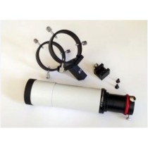 WILLIAM OPTICS GUIDE SCOPE W/ RINGS AND BRACKET BASE(WHITE)