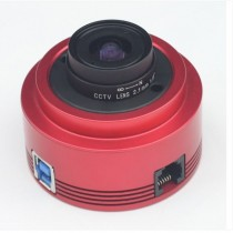 ZWO ASI-290MM MONOCHROME ASTRONOMY CAMERA USB 3.0
